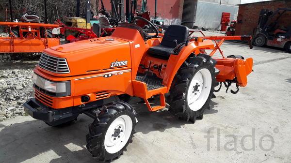 Мини трактор Kubota X20D