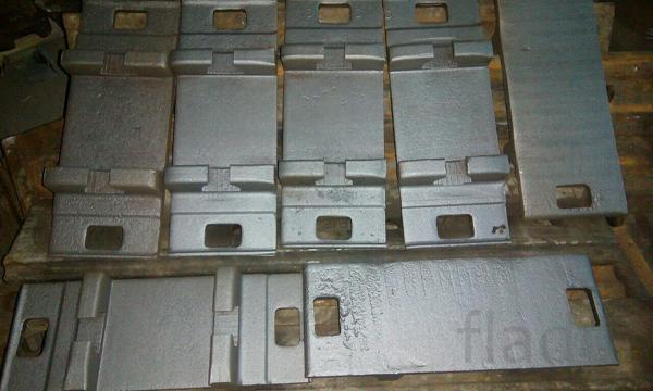 Подкладка КБ65 Восстановленная РФ 20 тонн
