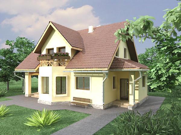 Загородное строительство домов коттеджей бань