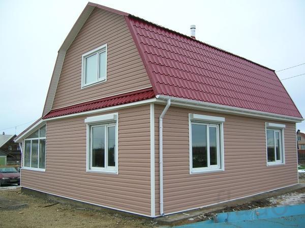 Проекты домов на две семьи – лучшие цены на готовые