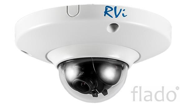 Купольная IP-камера видеонаблюдения RVI-IPC33MS (2.8)
