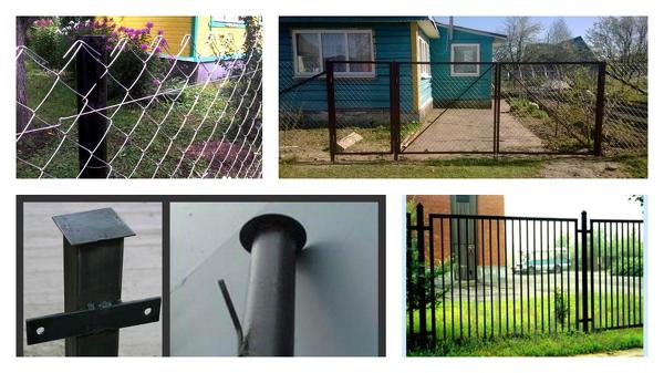 Ворота садовые, калитки,сетка рабица,столбы. Кострома