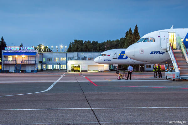 Грузовые перевозки в Барнаул самолетом из Москвы за 12-35 часов