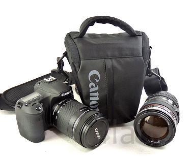 Сумка кобура для фотокамеры Canon