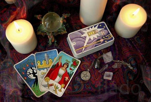 Ясновидение, предсказание, магия,целительство