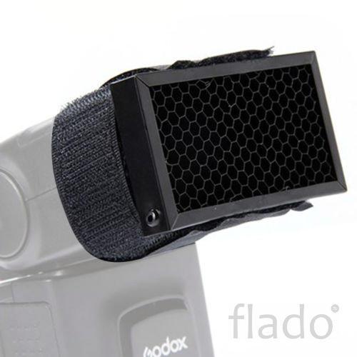 Сотовая решётка HC-01 для накамерных фотовспышек