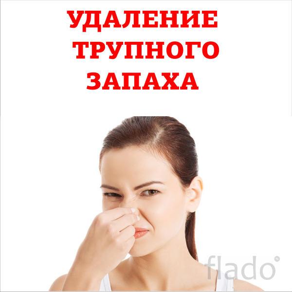 Удаление трупного запаха