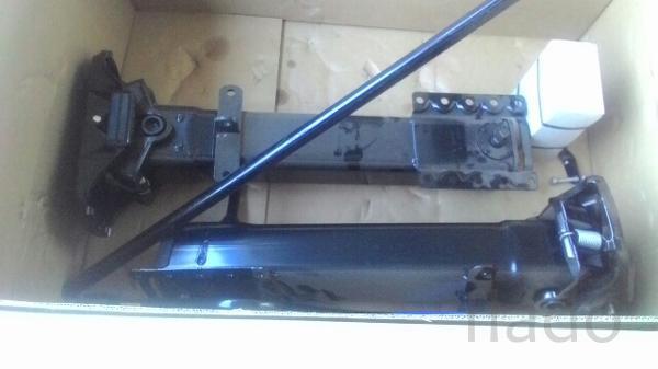 Камарегион  опорные устройства  JOST в сборе высотой 800 мм