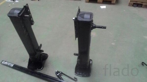 Опорные устройства  JOST в сборе для полуприцепа высота 700 мм