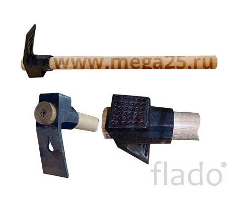 Кованный универсальный молоток (Турецкий молоток)