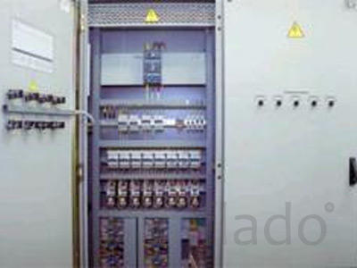 Устройство автоматизации главных вентиляторов шахт УАВШ-1