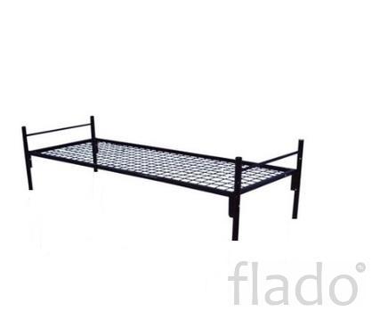Кровати металлические для рабуочих,кровати от производителя