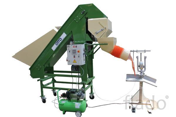 оборудование машина для фасовки упаковки овощей, картофеля, лука УД-5