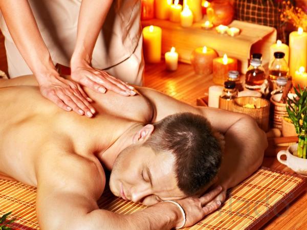 Оздоровительный массаж всего тела.