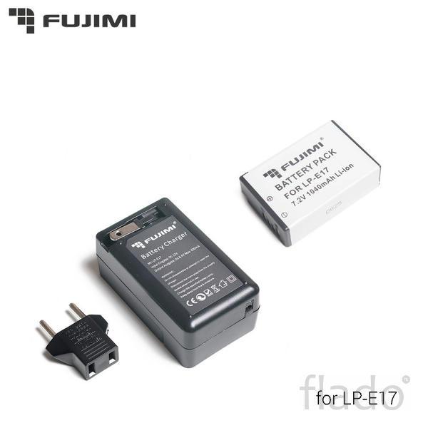 Аккумулятор LP-E17 для зеркальных фотокамер EOS 750D, 760D и EOS M3.