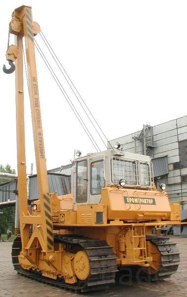 Гусеничный трубоукладчик ЧЕТРА ТГ-321 г/п 40-45 тонн в Магадане
