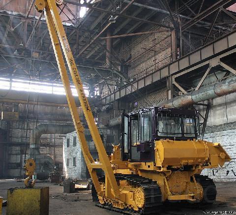 Гусеничный трубоукладчик ЧЕТРА ТГ-301 г/п 35-40 тонн в Магадане
