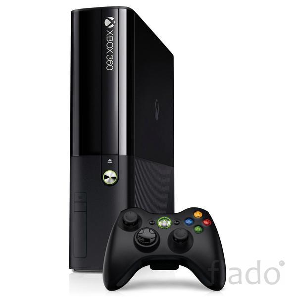 Xbox 360 slim 500gb+ 100 игр