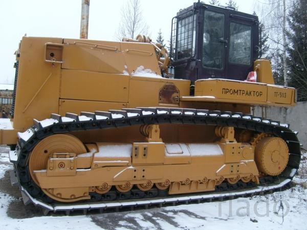 Гусеничный трубоукладчик ЧЕТРА ТГ-503 г/п 50-100 тонн в Белгороде