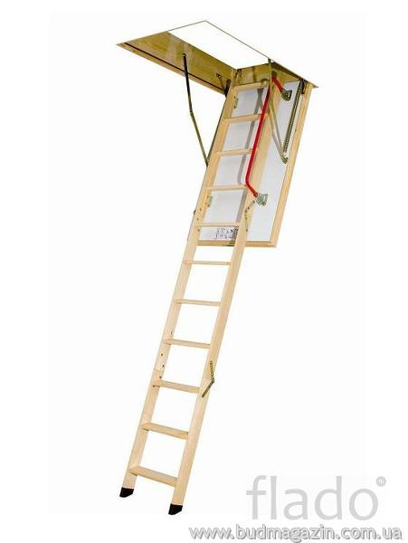 Чердачная лестница LWS SMART 70/94/280