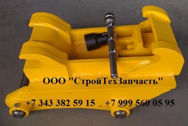 Механический быстросъем на погрузчик xcmg WZ30-25