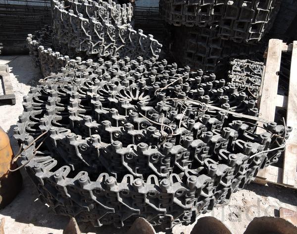 8.34.001 Гусеницы на вездеход МТЛБ узкие (216 зв)