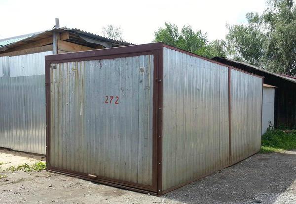 Гараж, 16 м²