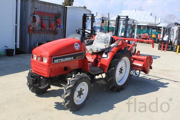 Японский мини трактор Mitsubishi MT205D
