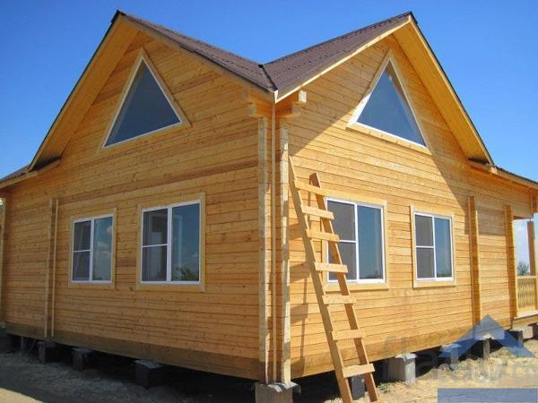 Строительство домов и бань (каркасники, брус, кирпич, газобетон)