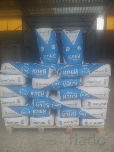 Клей для блоков пеноблоки цемент с доставкой в Бронницах
