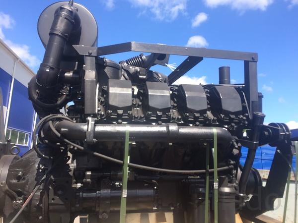 Двигатель ТМЗ 8486.1000175-02