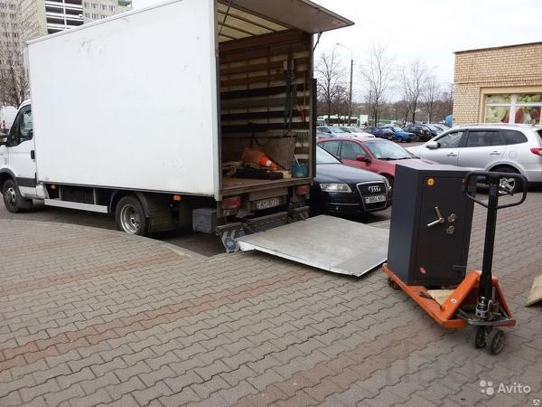 Свое грузовое авто, рохля, гидроборт