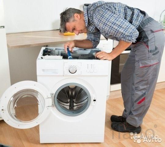 Ремонт стиральных машин,электродуховок