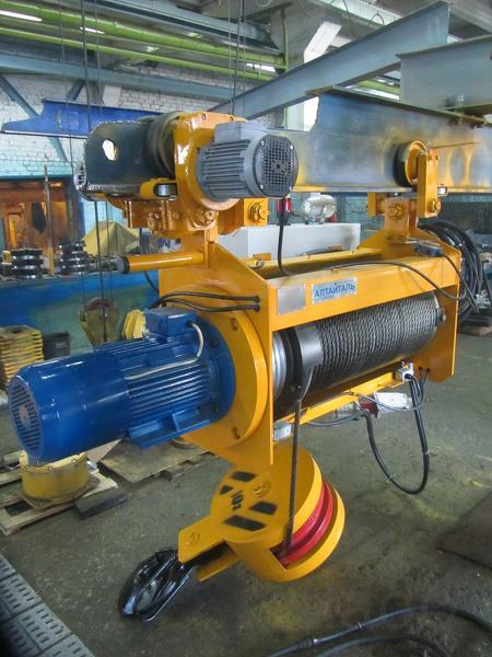 Таль электрическая канатная ТЭ-200 г/п 2,0 т. Выгодные цены
