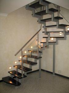 Лестницы на металлокаркасе. Металлокаркасы лестниц