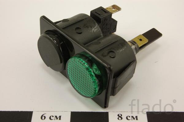 UnoxVE078       блок кнопка-лампа