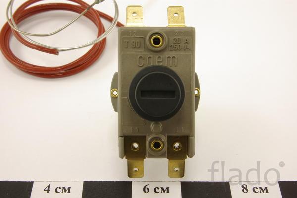 UnoxTR254    термостат  защитный  (335°C)