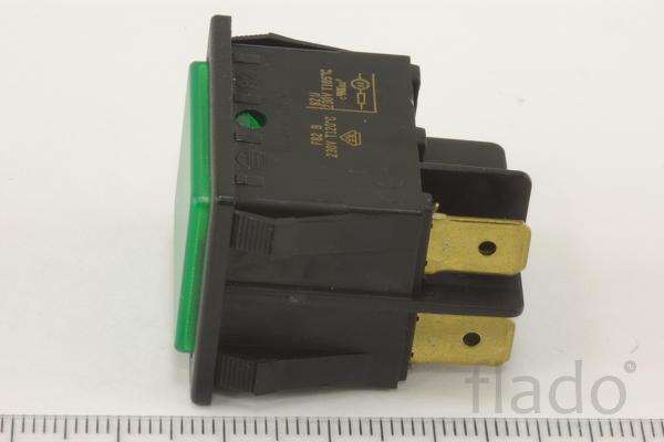 ZanolliLamp0006    лампа индикаторная (зеленая)