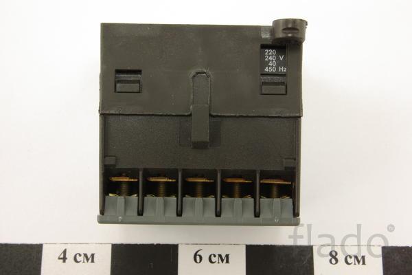 СНГB7-40-00      мини-контактор (4но, 220V, 5.5kW)