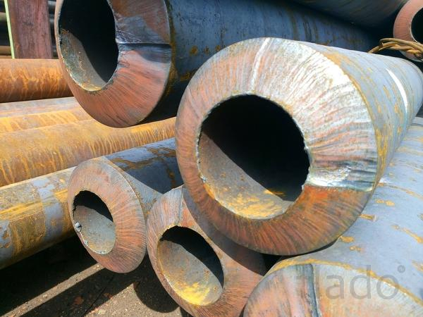 Трубы бесшовные, сталь 30ХГСА, сталь 45, саль 20, сталь 40Х