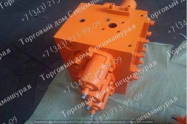 Гидроаппарат гидромоторов Э4.09.06.400сб  для ЭО-5126 (УВЗ)