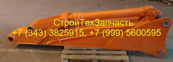 Гусек удлинитель на экскаваторы от 14 до 65 тонн