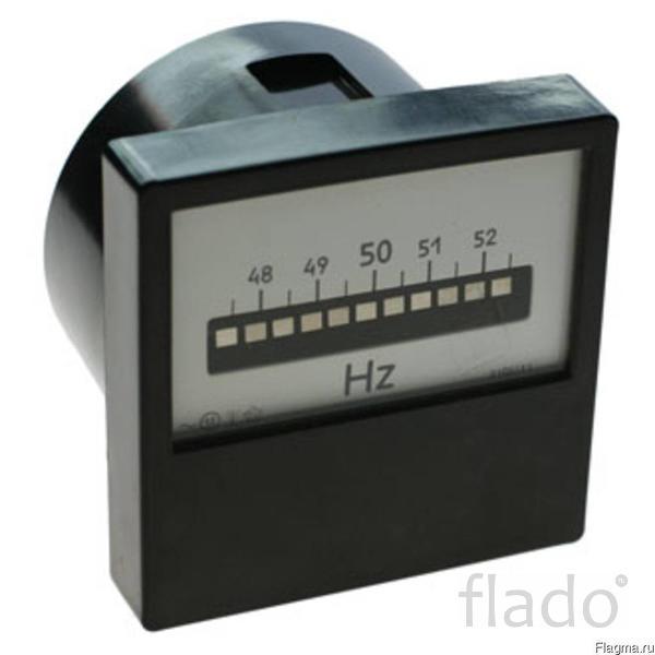 Частотометр В- 89 220В (47,5-52,5 Гц) в наличии