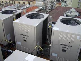Газовые кондиционеры наружной установки