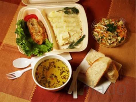Бесплатная доставка горячих обедов в офис Севастополе