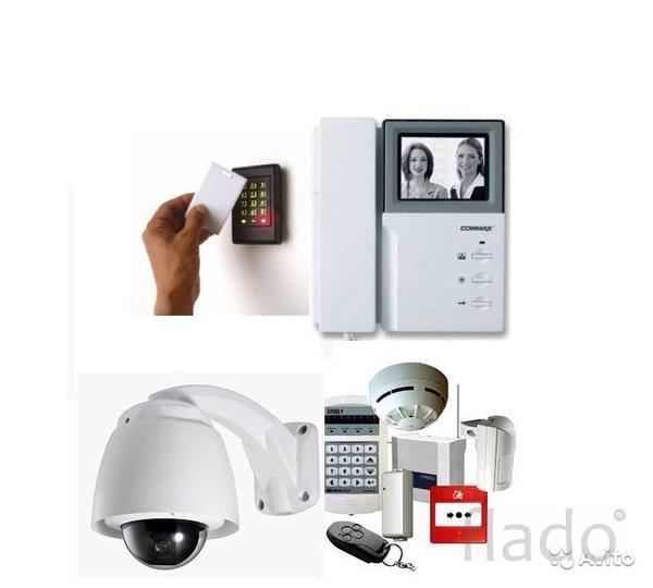 Домофоны Видеонаблюдение продажа, монтаж, гарантия