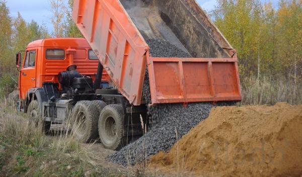 Песок щебень в Ярославле