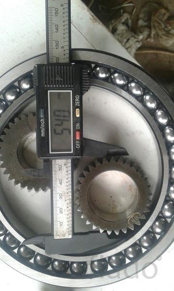 Уплотнение редуктора хода мини экскаватора