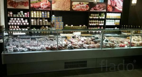 Кубическая холодильная витрина ВС 58-1250  Ариада