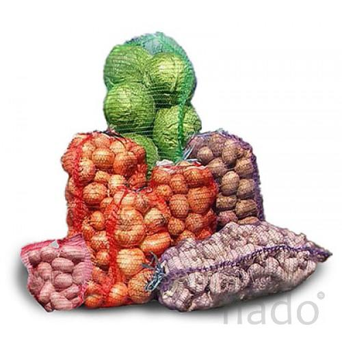 Сетка овощная 50 на 80 до 40 кг
